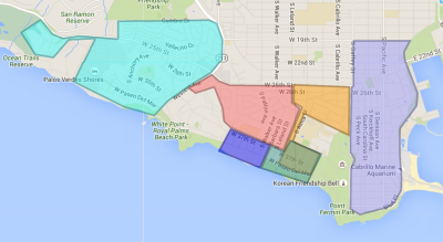 Neighborhood Watch map