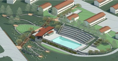 Gaffey Street Pool plans