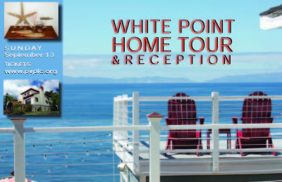 White Point Home Tour postcard